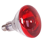 250W Infra Red Bulb - Philips Ruby