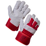 Elite Rigger Red Gloves - one size