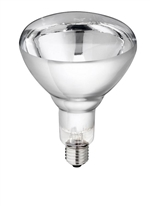 150w philips clear infra red bulb