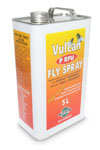 Vulcan Fly Spray - 5 Litre